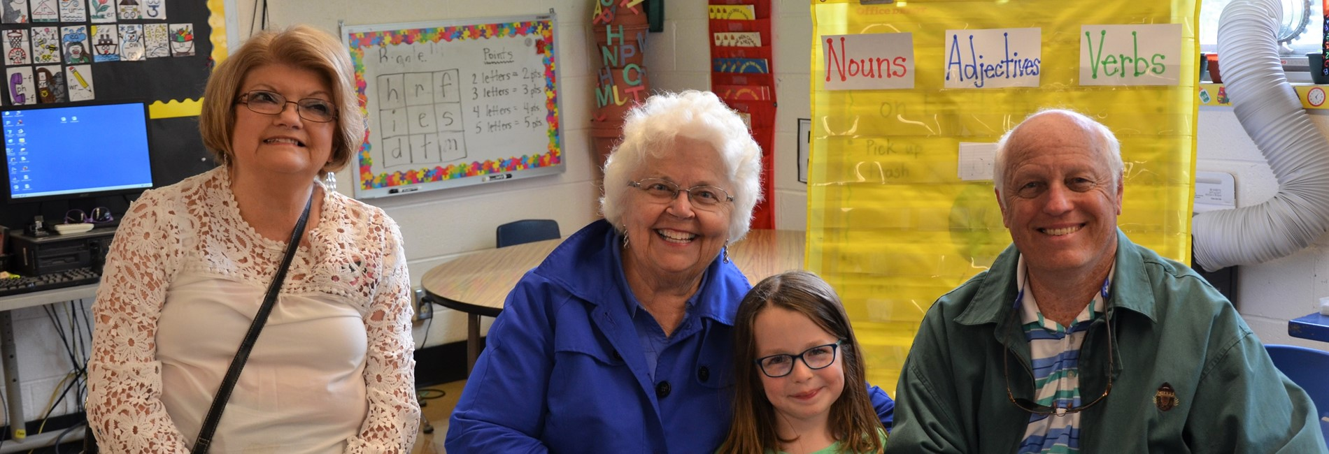 Grandparents Day at Demmitt