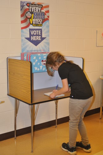 Every Kid Votes - Morton