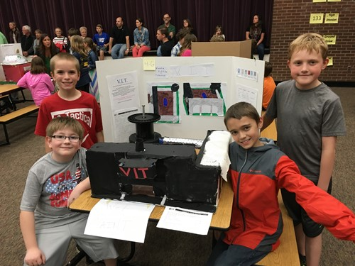 Smith Hosts First Ever Design Fair