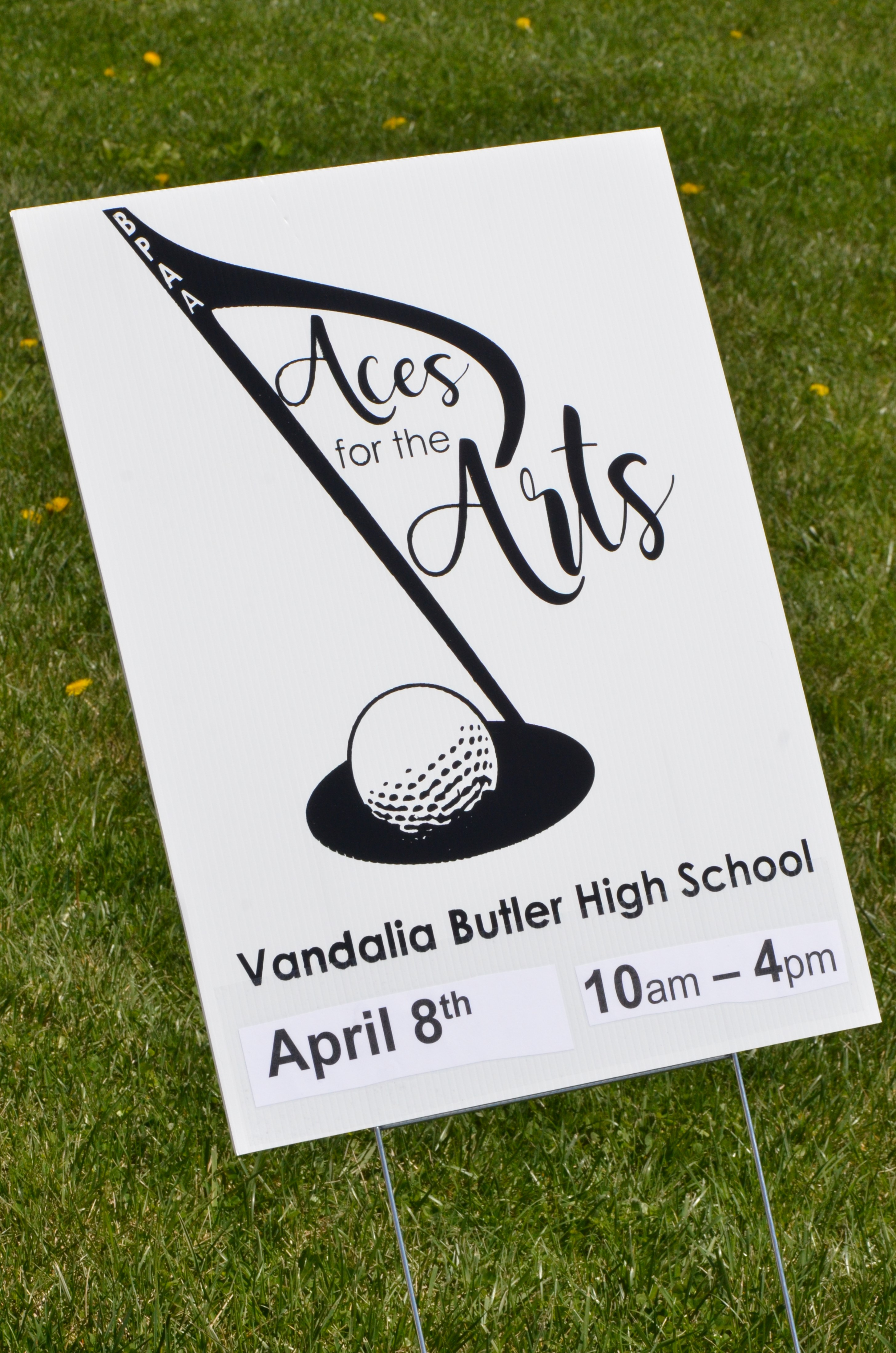 Aces for the Arts 2017