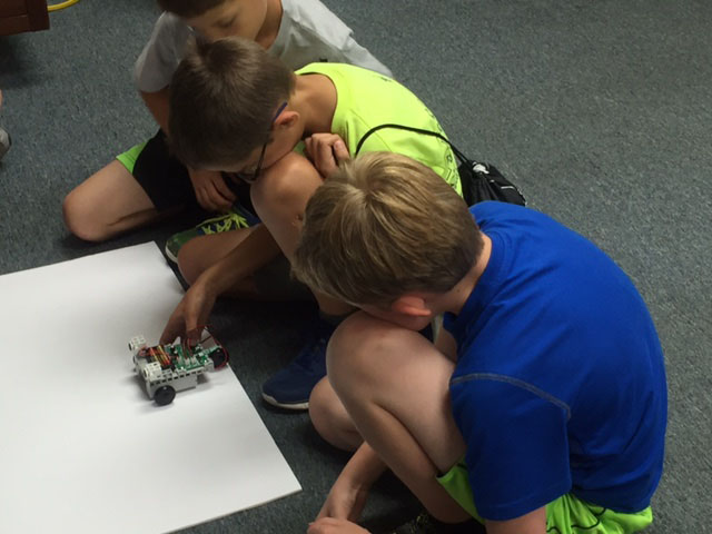 Camp Invention Gives Campers Hands on Experiences