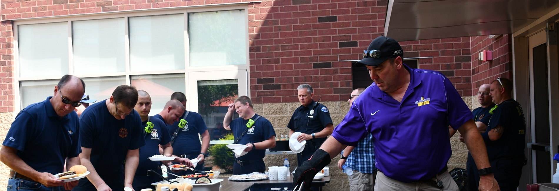 First Responders Cookout