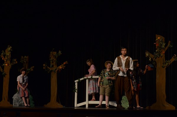 "Drama Club - ""The Mouse That Roared"""
