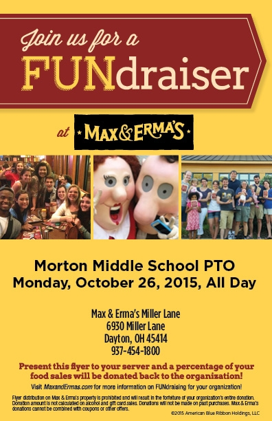 fundraisers to benefit school groups smith middle school