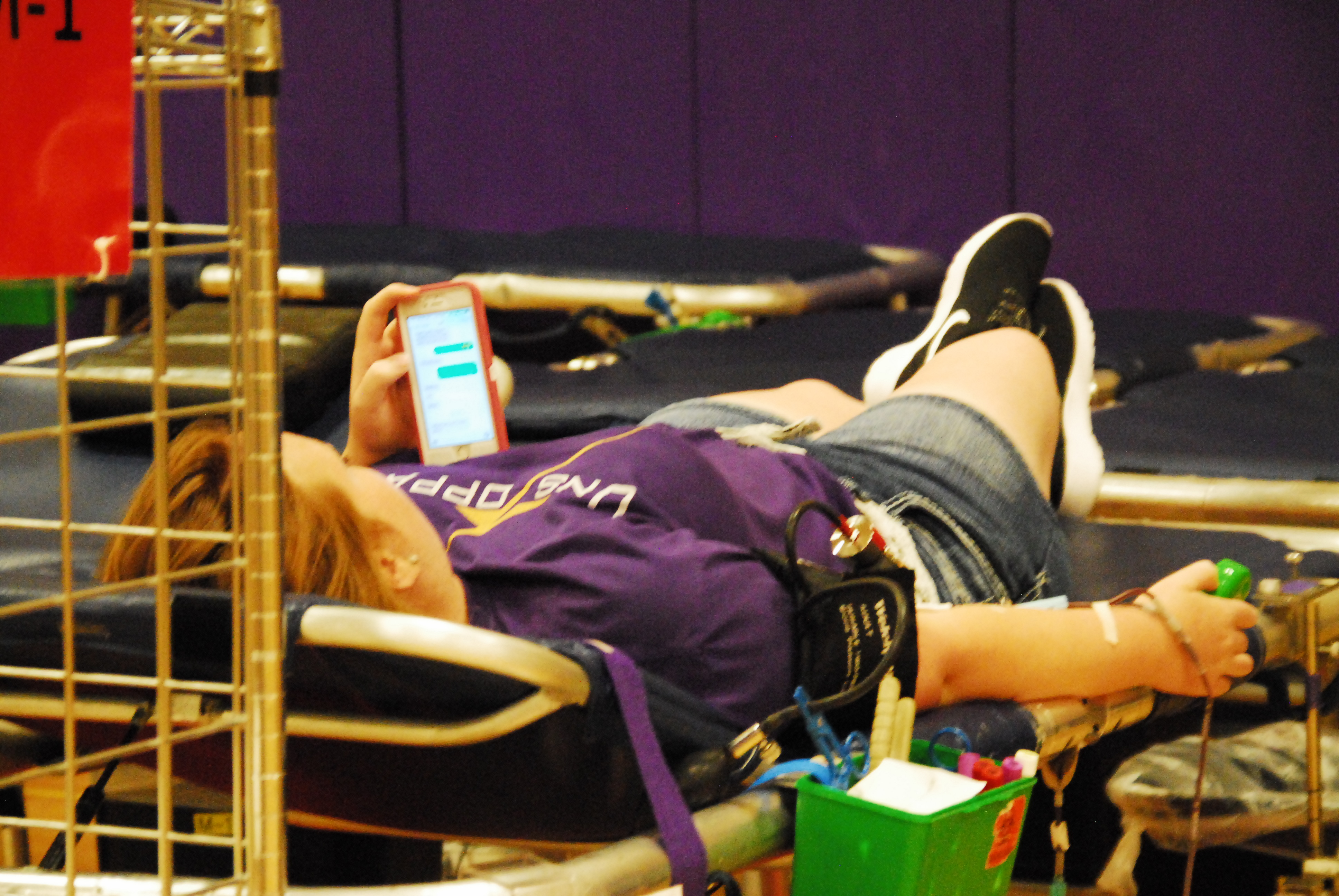 Butler Fall Blood Drive a Success