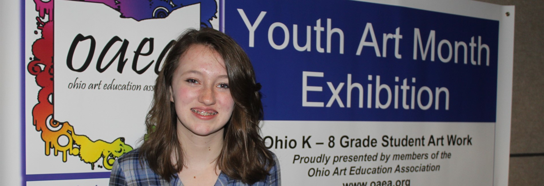 Lily Susag - Youth Art Winner