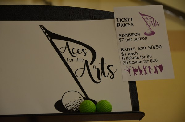 Aces for the Arts